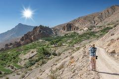 L'Himalaya Fotografia Stock