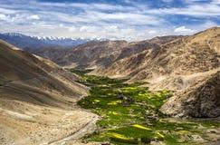 L'Himalaya coloré Images stock
