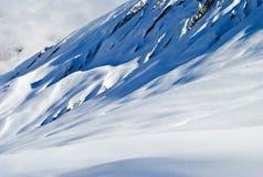L'Himalaya di Snowy Fotografia Stock