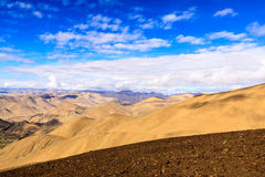 L'Himalaya. Il Tibet Fotografie Stock Libere da Diritti