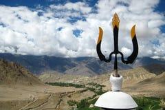 L'Himalaya, Ladakh, India Immagine Stock