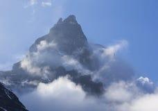 L'Himalaya lumineux Image stock