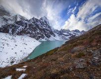 L'Himalaya lumineux Image libre de droits