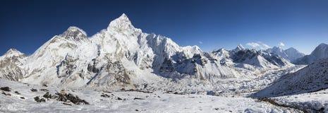 L'Himalaya luminosa Immagini Stock Libere da Diritti