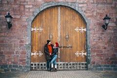 L'histoire d'amour Photo stock