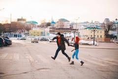 L'histoire d'amour Photo libre de droits