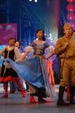 L'histoire du gala de festival de printemps de Vasily-2007 Jiangxi photos stock