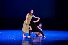 L'histoire trois du Personne-acte 5 : Nulle part pour placer la danse jeunesse-moderne Dreamlan photo libre de droits