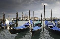 L'hiver à Venise Image stock