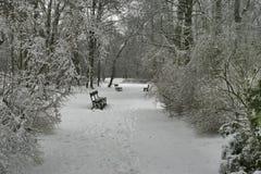 L'hiver 39 Images libres de droits