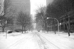 L'hiver Photographie stock