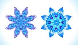 l'hiver abstrait de vecteur de fond Image stock