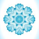 l'hiver abstrait de vecteur de fond Photo stock