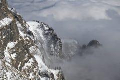 l'hiver d'horizontal Photo stock
