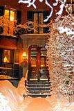 L'hiver de Boston Images stock
