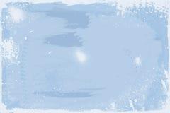 l'hiver de détritus de type Photo stock