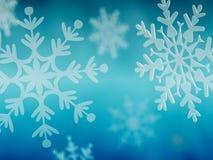l'hiver de fond Photos stock