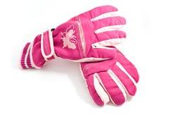 l'hiver de gants Photographie stock libre de droits