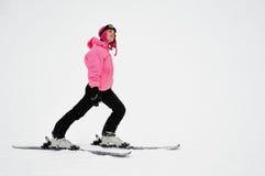l'hiver de joie photographie stock