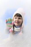 l'hiver de jour photographie stock