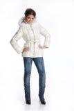 l'hiver de mode Photographie stock libre de droits