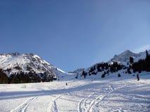 l'hiver de vacances Image libre de droits