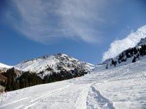 l'hiver de vacances Photographie stock