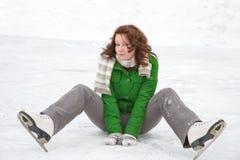 l'hiver de vacances Images stock