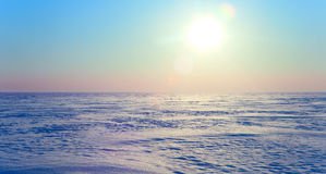 L'hiver froid photos libres de droits