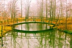 L'hiver romantique Image stock