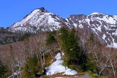 L'Hokkaido, Giappone Fotografia Stock Libera da Diritti