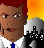 L'homme d'affaires d'homme Photos libres de droits