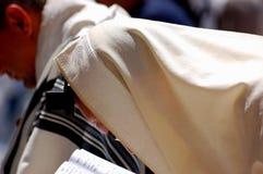 L'homme de prière Image libre de droits