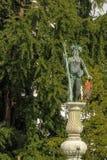 L'homme sauvage iconique Salzbourg l'autriche Image libre de droits