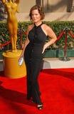 L'homosexuel de Macia durcissent aux 2007 Prix Emmy créateurs Primetime d'arts. Salle de tombeau, angles de visibilité directe, CA Photos libres de droits