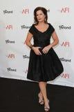 L'homosexuel de Marcia durcissent au prix à la réussite de durée d'AFI honorant Shirley MacLaine, studios de Sony Pictures, la vil Photos stock