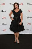 L'homosexuel de Marcia durcissent au prix à la réussite de durée d'AFI honorant Shirley MacLaine, studios de Sony Pictures, la vil Photo libre de droits