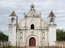 L'Honduras, vista sulla La Merced di Iglesia di Gracias Immagine Stock Libera da Diritti