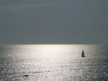 L'horizon Image stock