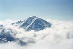 L'horizontal le Kamtchatka Photographie stock libre de droits