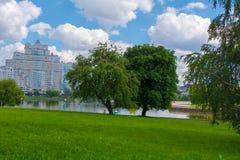 L'horizontal urbain Photo stock