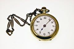 L'horloge Images stock