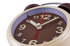 L'horloge Photo stock