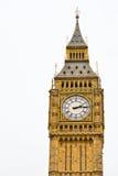 L'horloge grand Ben Photos libres de droits