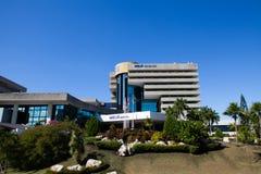 L'hotel di scilla a Avana Immagine Stock Libera da Diritti