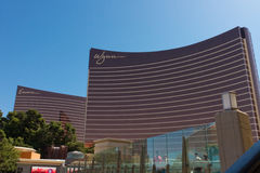 L'hotel ed il casinò di Wynn a Las Vegas Fotografia Stock