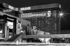 L'hotel & il casinò di Mgm Grand a Las Vegas, Fotografia Stock
