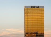 L'hotel internazionale di Trump a Las Vegas Fotografia Stock