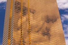 L'hotel Las Vegas di Trump Fotografia Stock Libera da Diritti