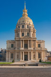 L'hotel national des Invalides Stock Photo
